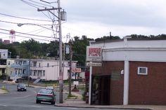 Photo of New Bridge Cafe, Chelsea, Massachusetts (from http://hiddenboston.com/blogphotopages/NewBridgeCafePhoto.html)