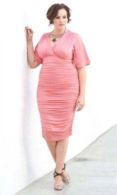 How to pick a dress that hides a tummy bulge