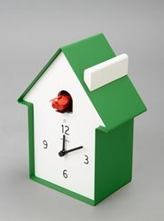 Couverture And The Garbstore Italian Cuckoo Clock