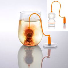 Fred and Friends Silicone Tea Infusers   $14.95