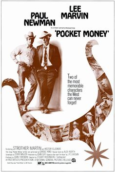 Directed by Stuart Rosenberg.  With Paul Newman, Lee Marvin, Strother Martin, Wayne Rogers. Broke and in debt, an otherwise honest cowboy gets mixed up in some shady dealings with a crooked rancher.