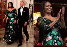 Michelle Obama: todos os vestidos de festa da primeira-dama