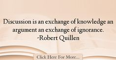 Robert Quillen Quotes About Knowledge - 39292
