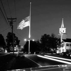 the day Newtown died.