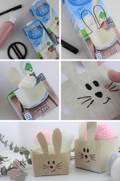 Easter Decorations 584693964101925950 - DIY Osternest basteln – Upcycling Idee – DIY Geschenke Source by catrin_mende Diy Upcycled Art, Upcycled Home Decor, Upcycled Furniture, Furniture Ideas, Easter Crafts, Diy And Crafts, Crafts For Kids, Diy Presents, Diy Gifts