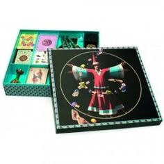 Zauberkasten Magicam von Djeco Lets Play, The Magicians, Monopoly, Playing Cards, Children, Playing Card