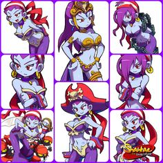 Shantae Forever: theorderofnightmare.deviantart… Sky Forever: theorderofnightmare.deviantart… Risky Boots is certainly a sight for sore eyes...but my eyes aren't sore, so this is...