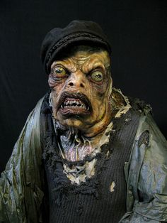 That Innsmouth look...what all the fashionistas are wearing!
