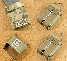Multicam: Fast Mag Cover with MOLLE:  http://www.operator7airsoft.com/2012/05/22/fast-mag-cover-with-molle/
