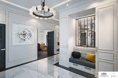 LUXURY  RUSSIAN ENTRYWAY |  Moscow -Luxury Interior Design-| Entrance Hallway |bocadolobo.com/ #modernentryway #entrywayideas