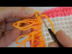 Easyloop® Fauxchét® Looping Latch Hook Canvas - YouTube