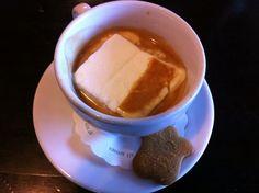 Kawa z lodami w upał