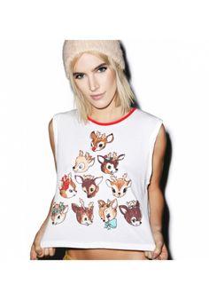 #DollsKill #MinkPink #reiNdeeR #ruDoLph #taNk #xMas #chrisTmas #hoLidays #kaWaii