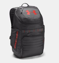 Under Armour Undeniable 3 Backpack Modern Backpack, Tactical Wear, Laptop Accessories, Backpack Purse, Sports Equipment, Laptop Sleeves, Sport Outfits, Under Armour, Backpacks