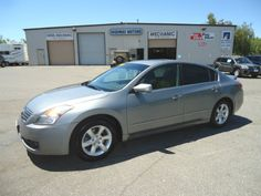 Come to Highway Motors for a great used car like this 2007 Nissan Altima. BUY…