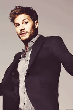 "Jamie Dornan's photoshoot for ""The Fall"" with Jonty Davies [x]"