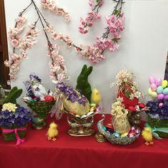 Easter Decorations Chocolate Bunny, Christmas Wreaths, Easter, Decorations, Holiday Decor, Home Decor, Decoration Home, Room Decor, Easter Activities