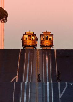 San Francisco photographed by Phil McGrew…