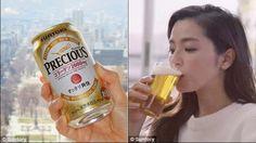 Blog do Wilson Pessoa: Empresa japonesa cria a primeira cerveja do mundo ...