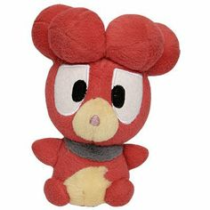 """Pokemon 6"""" Poke Doll Magby by Pokemon USA. $29.99. Carry them anywhere!. For age 4 and up. Poke Doll Magby. Soft and Cuddly. 6 inch plush. Flitting from meadow to meadow, Butterfree reminds us that all Pokémon are free at heart, and only live for the day, making friends, helping each other out, and spreading our wings to taste the sunshine. This beautiful Poké Doll also reminds us that sometimes we need a symbol of hope and happiness in our lives, and it serves ..."""