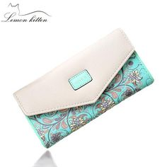 Brand Designer Wallet For Women