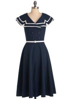 Another sailor dress. :)