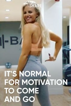 Linn Lowes shared her tips for staying motivated—and a reminder that it's okay to take a day off when you need to. #motivational #inspiration #fitness You Fitness, Fitness Goals, Fitness Tips, Intense Cardio Workout, Internal Monologue, Train Your Brain, Clinical Psychologist, Inspiration Fitness, Sweat It Out