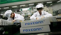 Robots reemplazan a 60.000 empleados en una fábrica de Foxconn en China