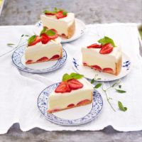 Strawberry and white chocolate cheesecake http://www.waitrose.com/content/waitrose/en/home/recipes/recipe_directory/s/strawberry-and-whitechocolatecheesecake0.html  WAitrose recipe looks awesome!