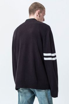 Cheap Monday Image 2 of Cheer Cardigan in Black