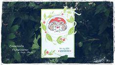 Spinner Card / Produktpaket Sweet Storybook von Stampin´ up! Stampin Up, Spinner Card, Sweet Stories, Mice, Cards, Book, Youtube, Catalog, Paper