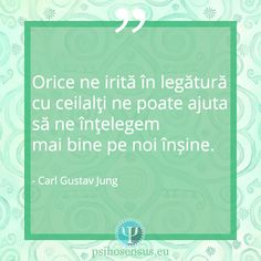 Citate psihologie si dezvoltare personala • PsihoSensus Gustav Jung, Physiology, Mind Blown, Cool Words, Mindfulness, Cover, Books, Awesome, Libros