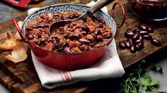 Chili con Carne Originalrezept - Klassiker aus der mexikanischen Küche