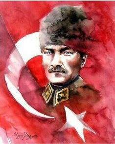 Most Beautiful Pictures, Cool Pictures, Republic Of Turkey, Great Leaders, Pour Painting, Kinds Of Salad, Art Sketchbook, Acrylic Pouring, Watercolor