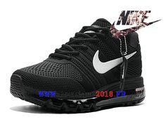 designer fashion cc096 55b8a Chaussures Nike Air Max 2017 Boutique officielle de Basket Ball Pour Pas  Cher Homme Noir