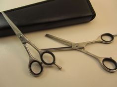 5.5Professional Salon Hair Cutting And Thinning Scissors Shears Hairdressing Set