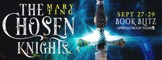 Jena Baxter's Bookworms : Xpresso Book Tours Presents: The Chosen Knights by...