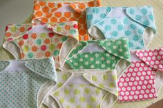 Doll diapers and wipes -- cute idea if I really need to go there.
