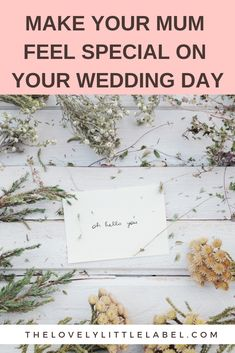 Making your mum feel special on your Big Day Wedding Photo List, Wedding Photos, Got Married, Getting Married, Wedding Prep, Wedding Blog, Wedding Ideas, Step Mum, Bouquet Charms