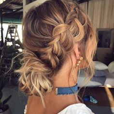 Top 60 All the Rage Looks with Long Box Braids - Hairstyles Trends Trending Hairstyles, Boho Hairstyles, Pretty Hairstyles, Hairstyle Ideas, Bouffant Hairstyles, Hairstyles Pictures, Hairstyles 2016, School Hairstyles, Black Hairstyles