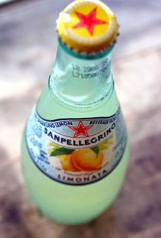 Why drink soda when you can have a San Pellegrino?