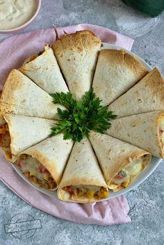 Mini Tortillas, Comfort Food, Food Decoration, Aesthetic Food, Vegan Desserts, Brunch Recipes, Finger Foods, Catering, Food And Drink