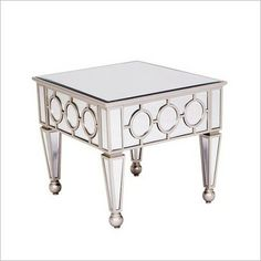 Mirror Side Table Wholesale Concepts | Wayfair