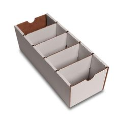Parts Bin With Dividers