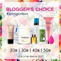 Amostras e Passatempos: Blogger's Choice by Skin
