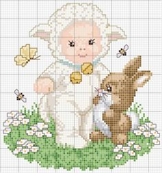 Thrilling Designing Your Own Cross Stitch Embroidery Patterns Ideas. Exhilarating Designing Your Own Cross Stitch Embroidery Patterns Ideas. Baby Cross Stitch Patterns, Cross Stitch For Kids, Cross Stitch Baby, Cross Stitch Animals, Cross Stitch Charts, Cross Stitch Designs, Learn Embroidery, Cross Stitch Embroidery, Embroidery Patterns