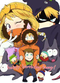 South Park Anime, South Park Fanart, Anime Chibi, South Park Wendy, Best Comedy Shows, Park Art, Anime Fantasy, Anime Demon, Webtoon