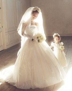 ハツコ エンドウ ウェディングス(Hatsuko Endo Weddings) 銀座店 №1645 Valentina