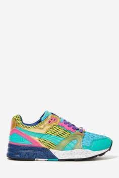 Puma Solange Trinomic XT2 Trainer - Triangles | Shop Sneakers at Nasty Gal