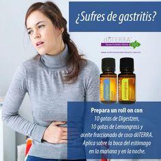 Un respiro natural para el estómago